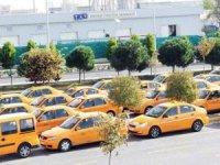 Atatürk Havalimanı'nda taksi borsası: 6.5 Milyon