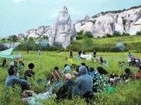 Kapadokya, haziran ayında şenlikli olacak