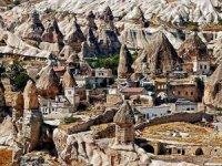 Göreme Avrupa'nın en güzel kasabası listesinde
