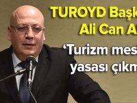 Ali Can Aksu yeniden Turoyd başkanı seçildi