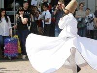 Sema gösterisi folklorik değil inançla ilgili bir ritüeldir