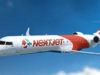 Dev havayolu şirketiNextjetiflasını verdi