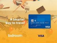 Visa kart ileBidroom ortaklığı başladı