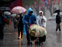 İstanbul uyarısı, hafta sonu yağmurlu