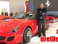 Ferrari 599 GTO, 599 adet