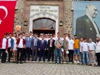 Bismil, Fenve 15 Temmuz öğrencileri Ata'nın izinde