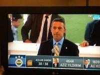 Fenerbahçe'nin yeni Başkan Ali Koçoldu