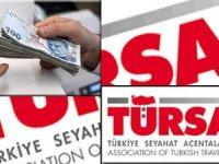 "Türsab'ta üyelerden ""katmerli"" aidat tahsilatı"