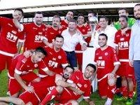 'SunExpress Efsaneler Maçı'nı Türkiye kazandı
