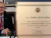 Cumhur Güven Taşbaşı, Fenerbahçe yönetimine girdi