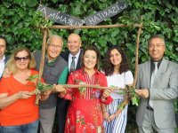 Mimar Özgül Öztürk, Çevre Günü'nde 20'ci yılını kutladı