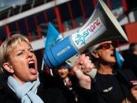 Fransa havayollarında 254 gün grevle Avrupa rekoru