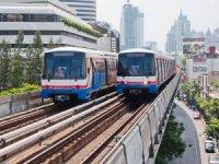 Türkiye'nin ilk metro ihracatını Tayland'a