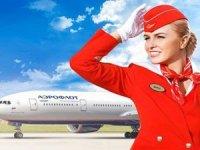 Aeroflot Avrupa'nın En İyi Havayolu Seçildi