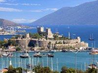 Favori Tatil Mekanı' Bodrum seçildi