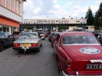 Klasik otomobiller İpek Yolu'nda İstanbul'dan geçiyor