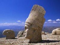 Nemrut Dağı'nı 9 ayda 52 bin kişi gezdi