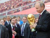 Rusya, Dünya Kupasına katılan taraftara vize kaldırdı