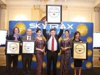Singapur'a 'Dünyanın En İyi Havayolu' ödülü