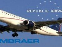 Republic Airways, 100 adet jet satın aldı