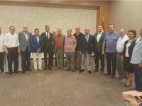 Komer Genel Kurulu Türsab başkanlarını buluşturdu
