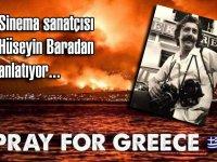 En acılı günümdeki Yunanlı dostlarım...