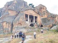 İkinci Kapadokya'daturizmatağı başladı