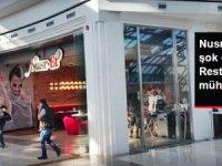 Nusr-Et'in restoranı sigara içildiği içinmühürlendi