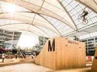 Münih Havalimanı bisiklet yarışlarına hazırlanıyor