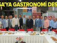 Gastronomi Turizmi Derneği'nin Bursa'da lezzet keşfi