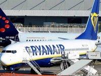 Belçika'da Ryanair çalışanları greve gidiyor
