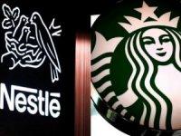 Nestle Starbucks ile anlaşma yaptı