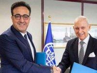 THY ve IOM arasında ortaklık anlaşması imzalandı