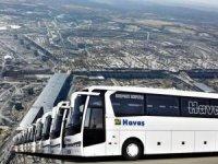 Yeni havalimanınayolcu taşıma ihalesi iptal edildi