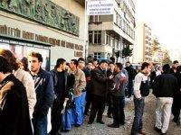 Mayıs'ta işsiz sayısı artarak 4 milyon 157 bin kişi oldu