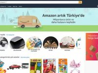 Amazon, Türkiye'defaaliyetlerine başladı