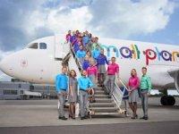 Güney Kıbrıs'taAlman Havayolu iflas etti
