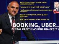 Bakan MehmetErsoy:Dijital kapitülasyonlara geçit yok