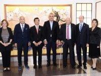 Bakan Ersoy Japonya Festivali'nin açılış seremonisine katıldı