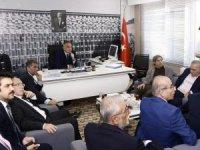 Bakan Mehmet Ersoy Istanbul AKM projesini inceledi