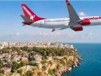 Corendon Airlines 2019'da Kapasite Arttırıyor