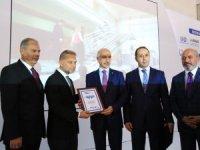 Ankara Lojistik Zirvesi Lojistik Üssü'nün ev sahipliğindebaşladı