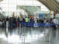 İzmirAdnan Menderes Havalimanı'nda Eylül bereketi