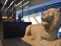 Troya Antik Kenti'nde yapılanTroya Müzesi ziyarete açıldı