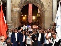 Muratpaşa Kaleiçi Old Town Festivali başladı
