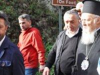 Patrik Bartholomeos, Sümela'ya gezdi