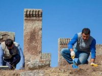 Ahlat'ta Selçuklu mezarları