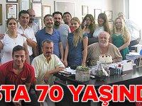 Hüseyin Kurtoğulları 70 yaşında