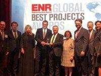 """Türkmenbaşı Limanı, """"ENR Best Project Ödülü"""" kazandı"""