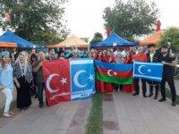 Irak Türkleri Konyaaltı UluslararasıFestivali'ne renk kattı!